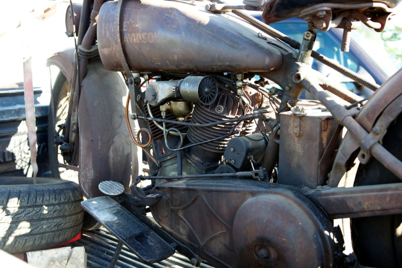 Les vieilles Harley....(ante 84)..... - Page 6 Allend10
