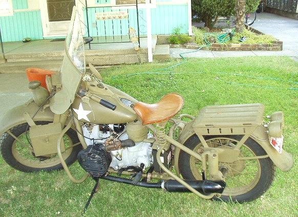 Les vieilles Harley....(ante 84)..... - Page 2 Vieill10