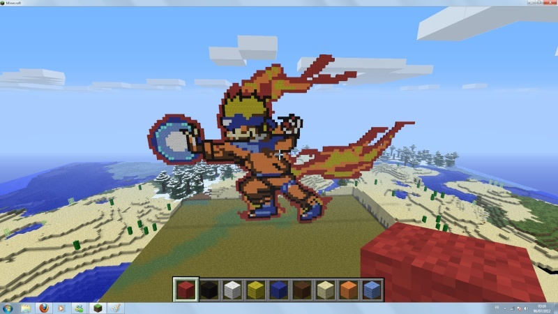 minecraft ^^ Naruto10