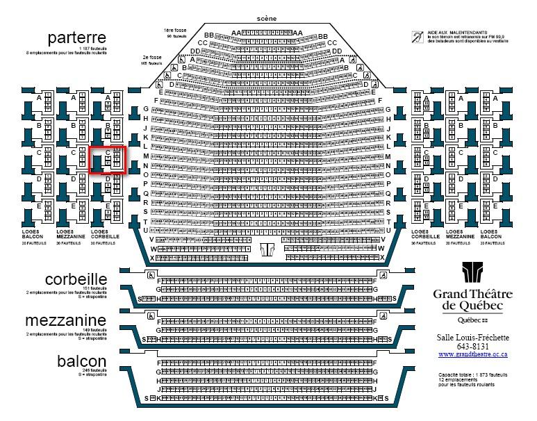 vendredi 12 avril 2013 Grand Théâtre de Quebec  111