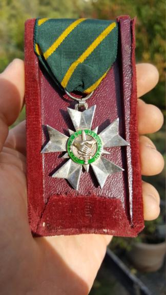 Estimation médaille du mérite combattant  20181128