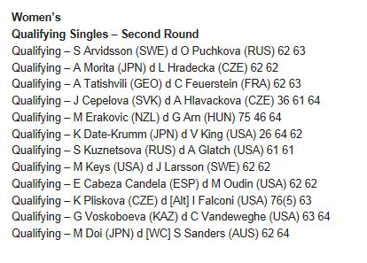 WTA SYDNEY 2013 : infos, photos et vidéos  - Page 2 Captur45