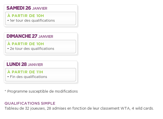 WTA PARIS 2013 : infos, photos et videos Captur56