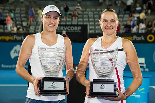 WTA SYDNEY 2013 : infos, photos et vidéos  - Page 5 Double12