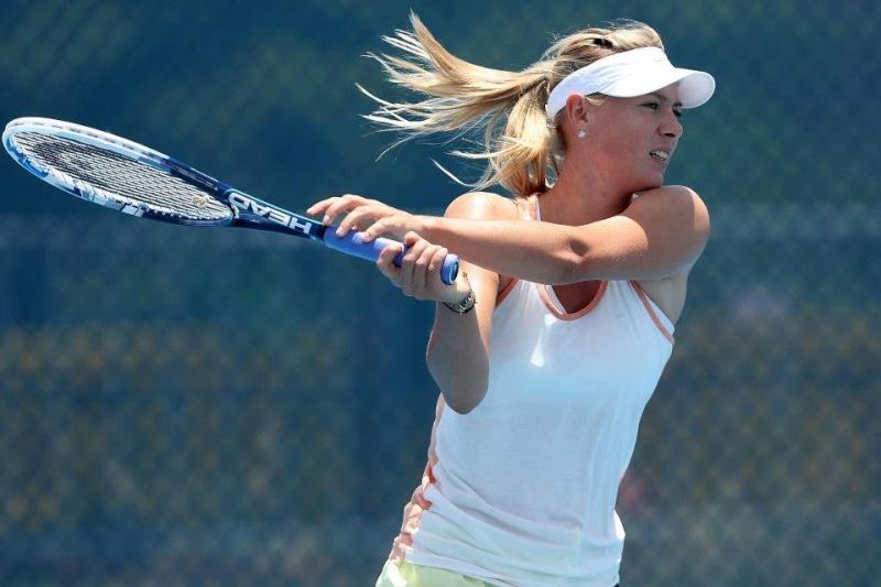 WTA BRISBANE 2013 : infos, photos et vidéos - Page 2 Maria310