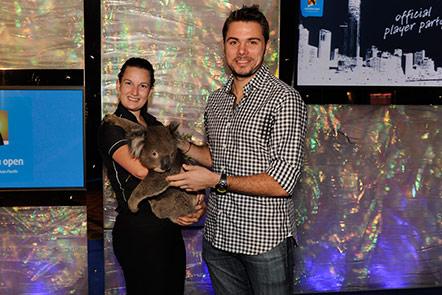 OPEN D'AUSTRALIE 2013 : les photos et vidéos  - Page 3 Party111