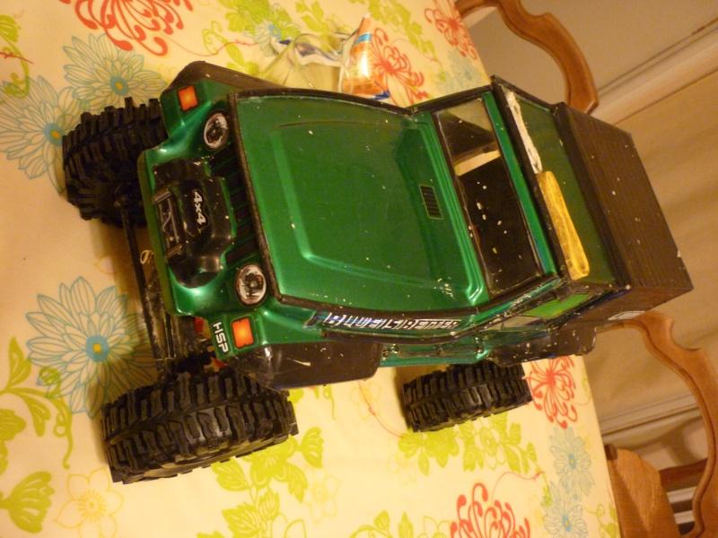 Ma jeep ! et des nouvelles ...  P1080910