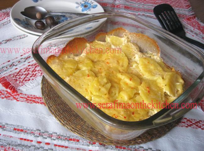 Картофель, запеченный с сыром Pictur39