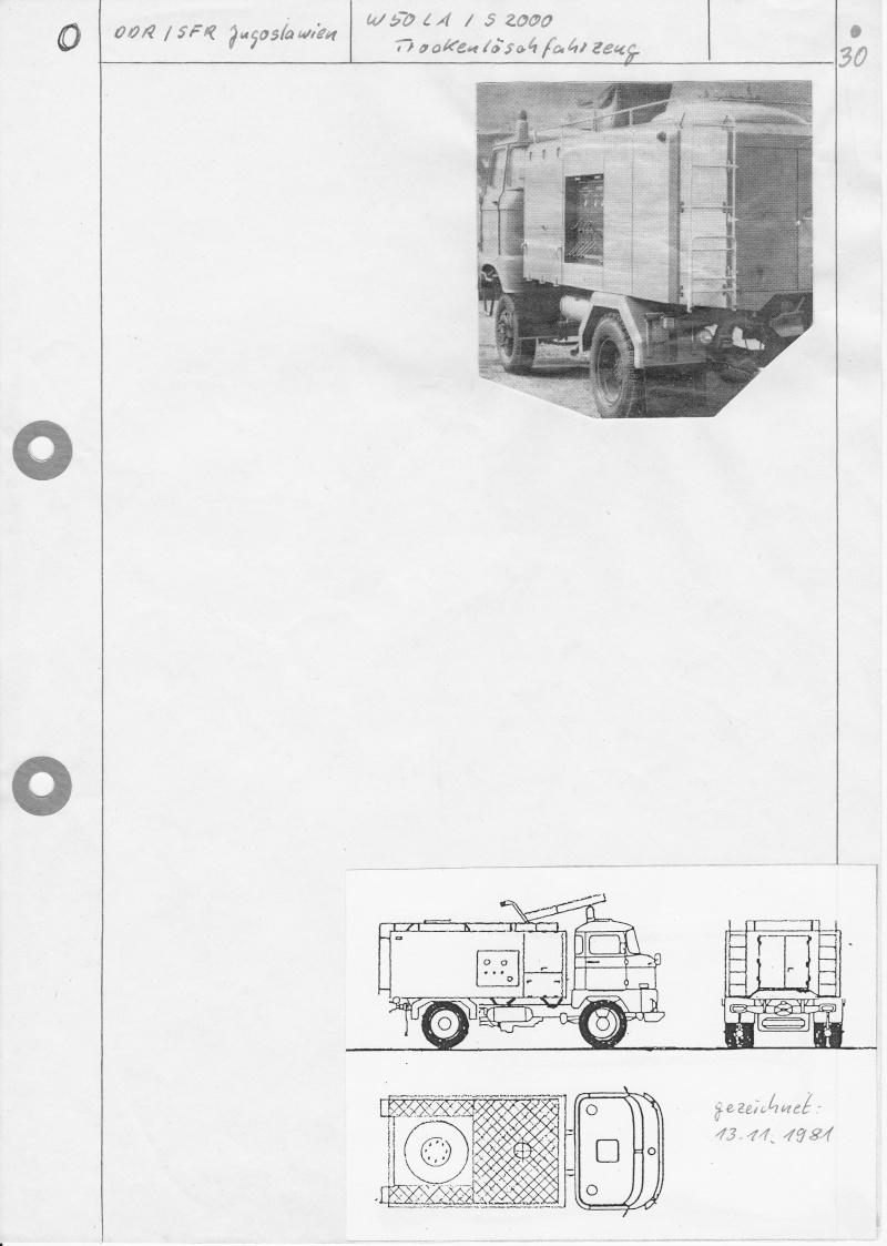 W50 - Sonderlöschfahrzeuge und Einzelanfertigungen W_5010