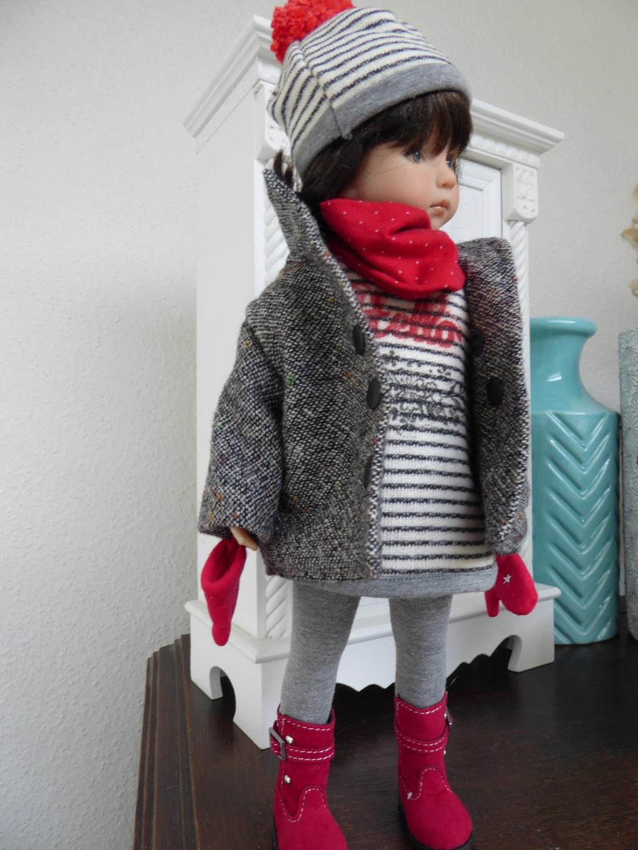 Mes little darling en hiver 9_2_1919