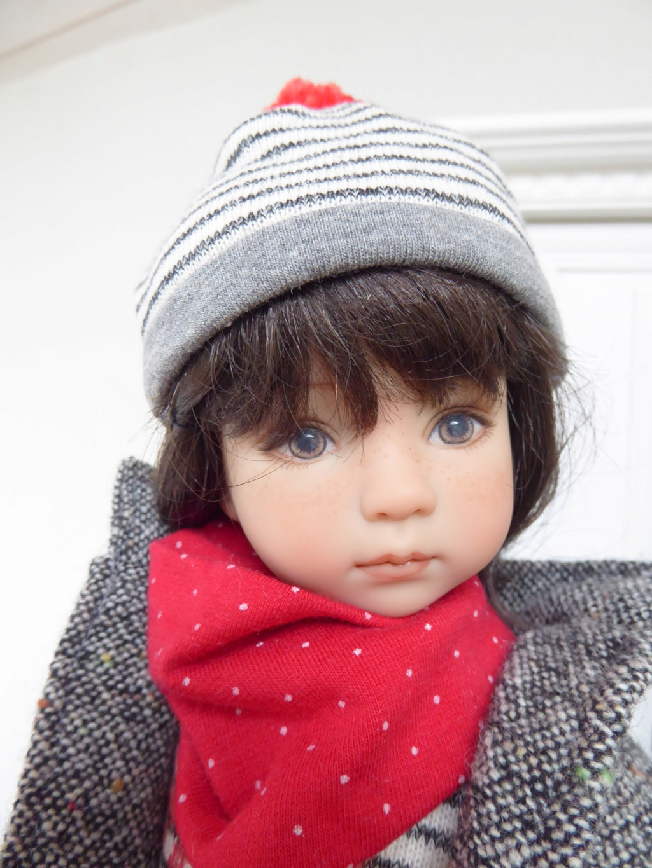 Mes little darling en hiver 9_2_1920