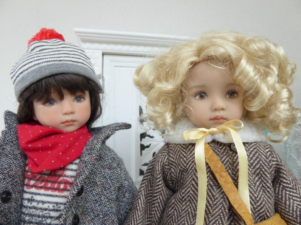 Mes little darling en hiver 9_2_1925