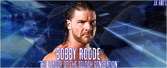 Bobby Roode speech. Roode110