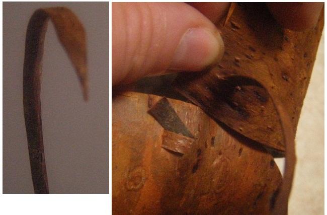 [DIY - Technique bushcraft] fabriquer un contenant en écorce d'arbre Europe10
