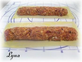 Bouchées de saucisse en pâte feuilletée Boucha12