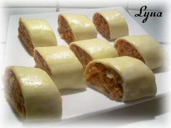 Bouchées de saucisse en pâte feuilletée Boucha14