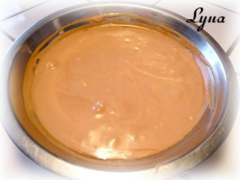 Crêpes à la mousse au chocolat en dessert individuel Crepe_12