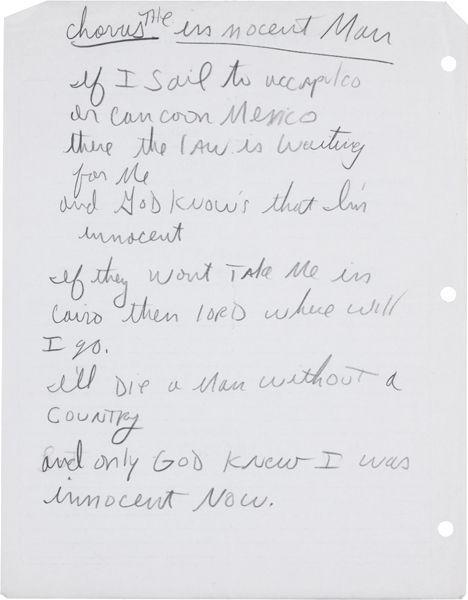 Appunti e scritti a mano di Michael - Pagina 4 10573110