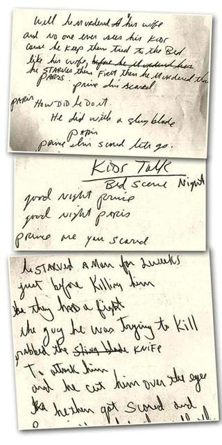 Appunti e scritti a mano di Michael - Pagina 4 10709310