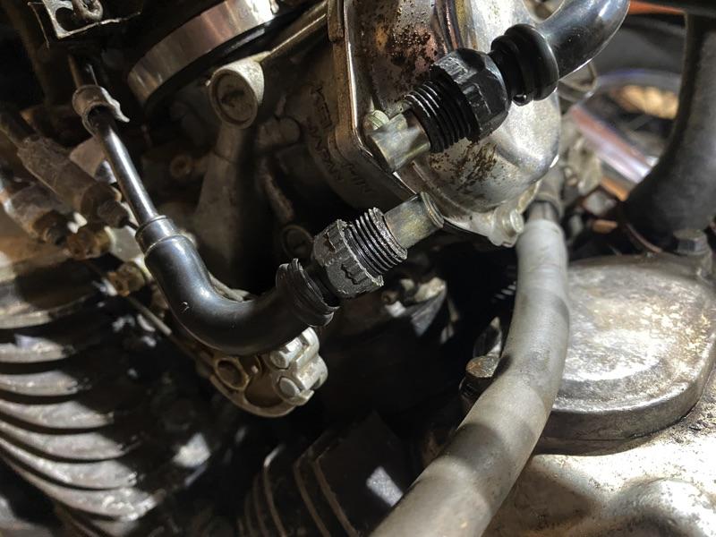 VT500E : Problème de démarrage a froid  213