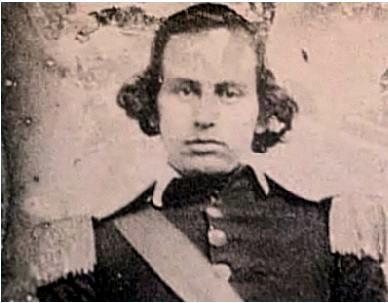 Le général JEB Stuart 110