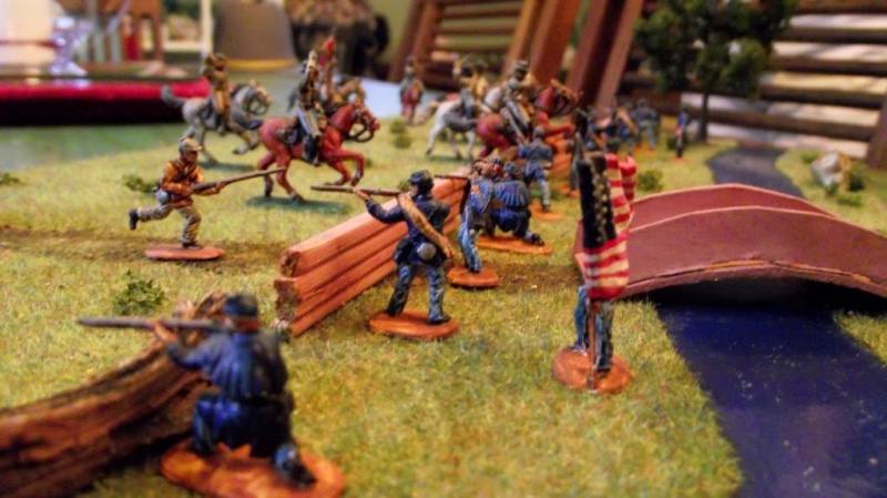 Mon diorama American Civil War 111