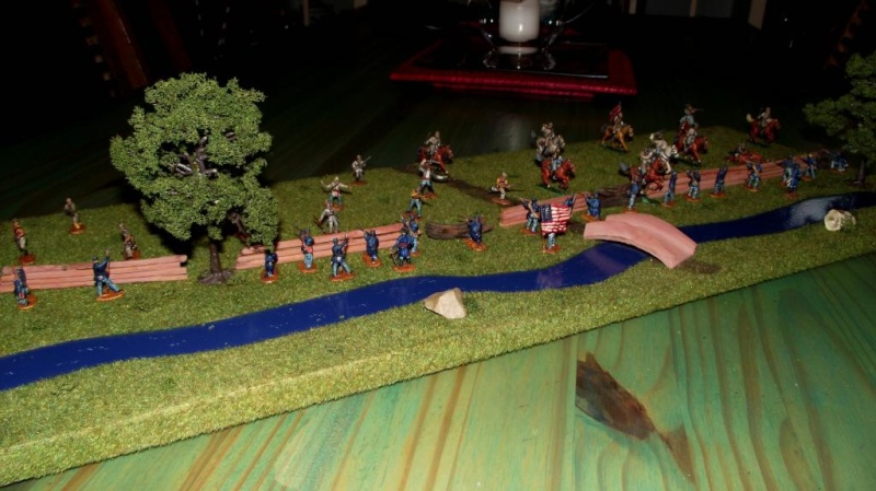 Mon diorama American Civil War 210