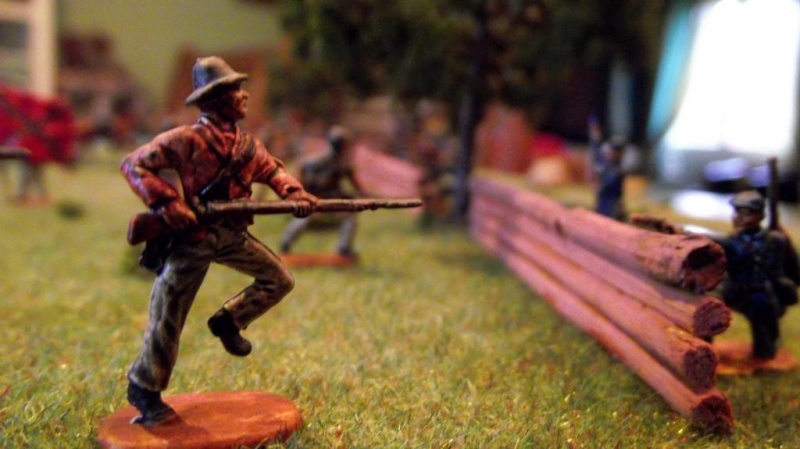 Mon diorama American Civil War 311
