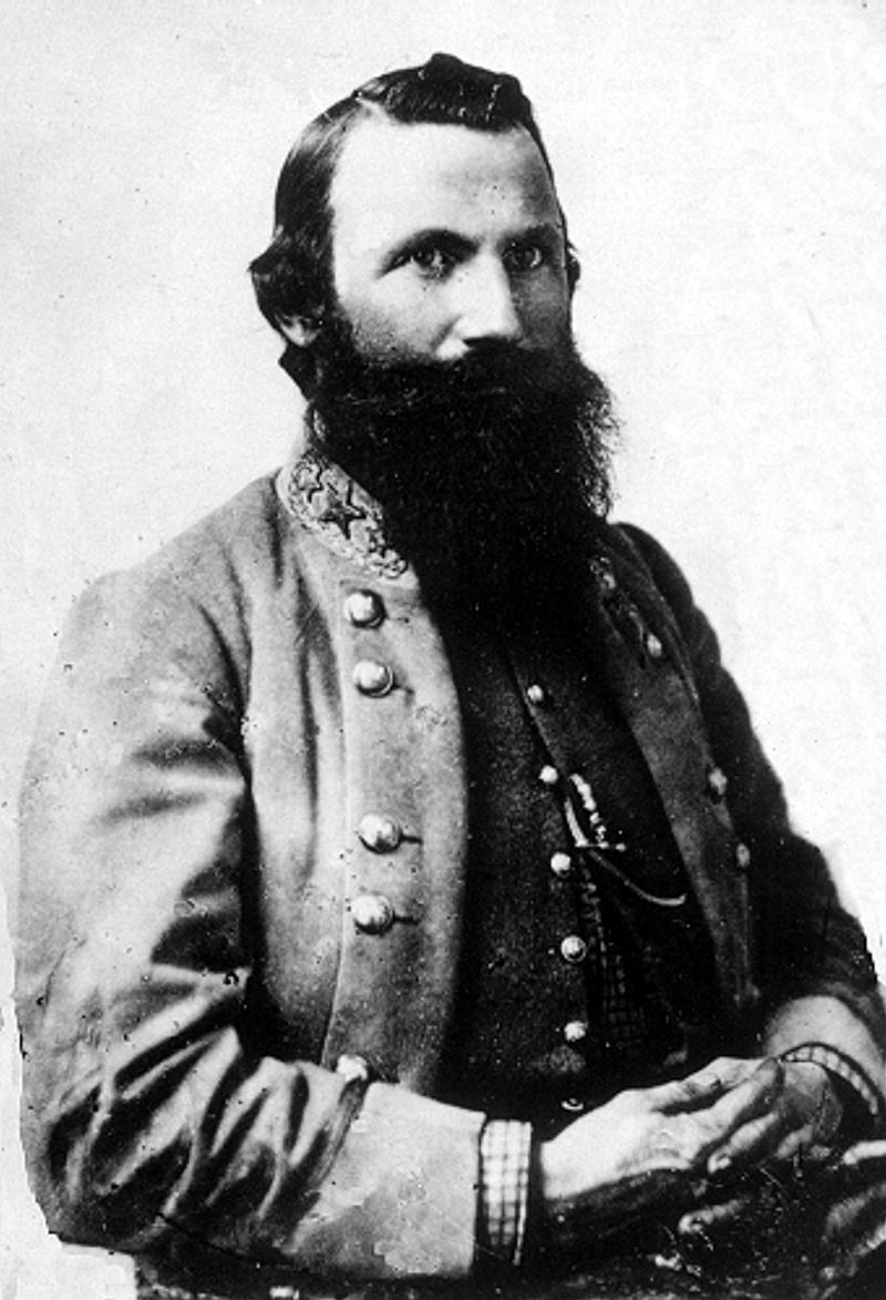 Le général JEB Stuart 510