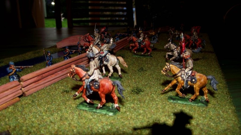 Mon diorama American Civil War 511