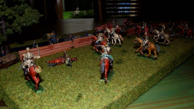 Mon diorama American Civil War 610