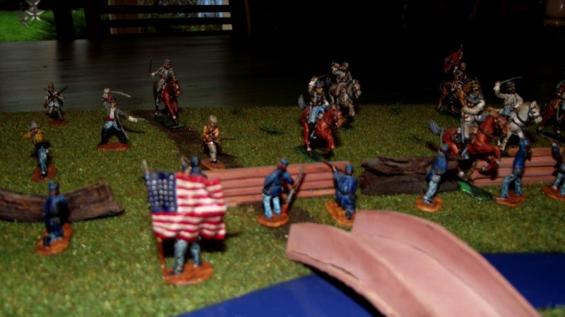 Mon diorama American Civil War 811