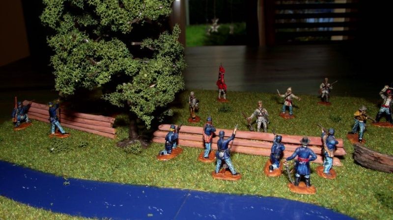 Mon diorama American Civil War 910