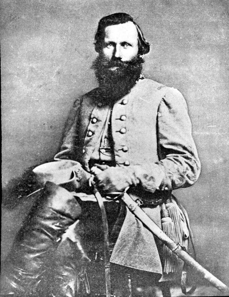 Le général JEB Stuart 9_111