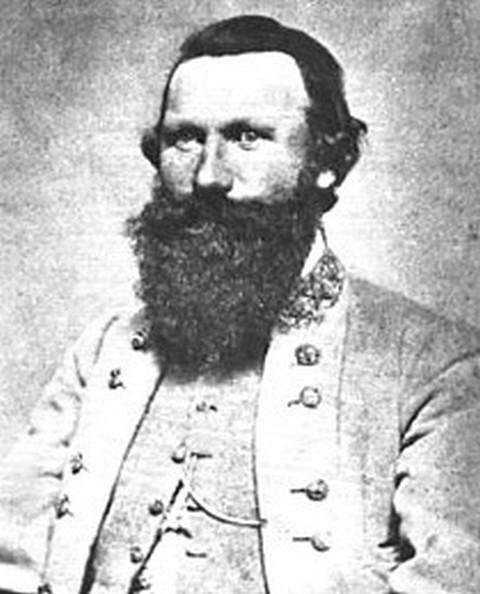 Le général JEB Stuart Jeb-st10