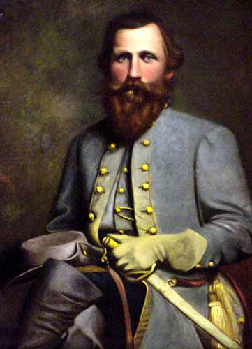 Le général JEB Stuart Stuart11