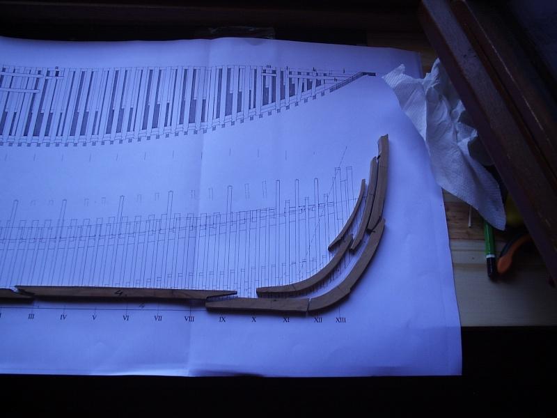 le requin CHEBEC 1750 au 1/48 Modèle d'arsenal. P4020911