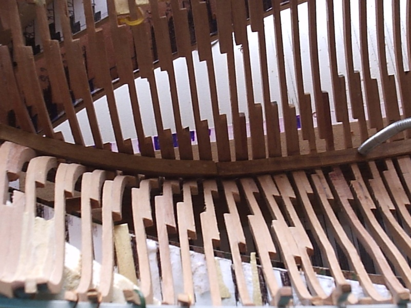 le requin CHEBEC 1750 au 1/48 Modèle d'arsenal. P6290910