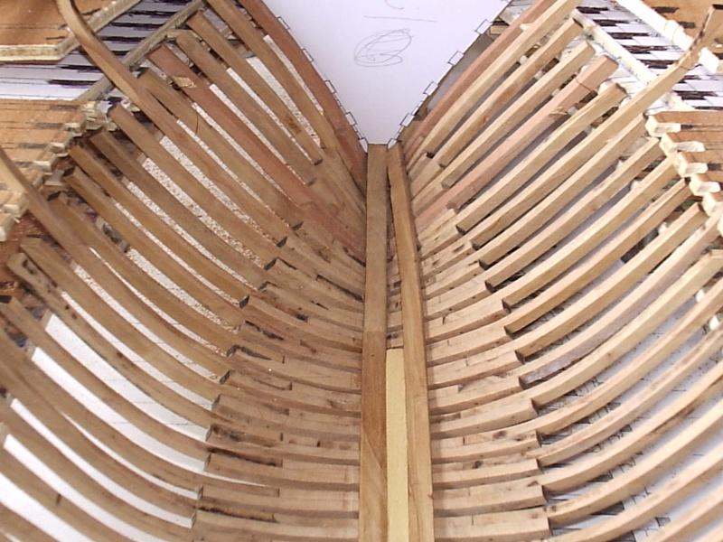 le requin CHEBEC 1750 au 1/48 Modèle d'arsenal. P7050910