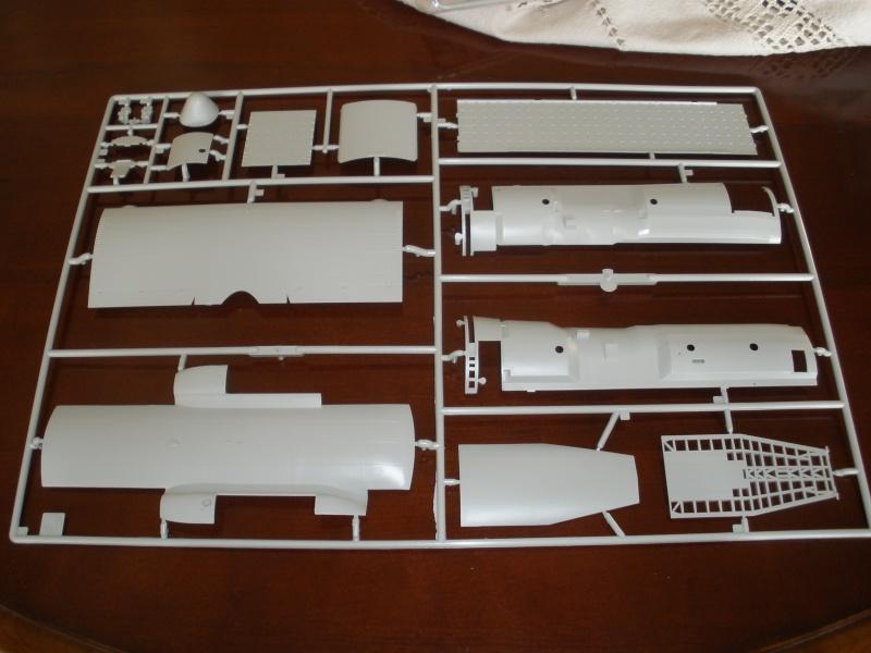 Revue de kit C-160 Transall Revell 1/72 P1020113