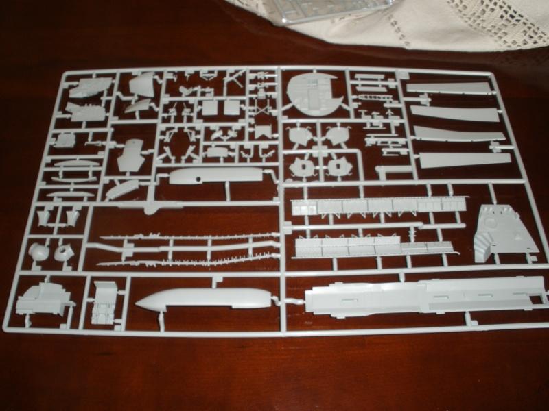 Revue de kit C-160 Transall Revell 1/72 P1020114