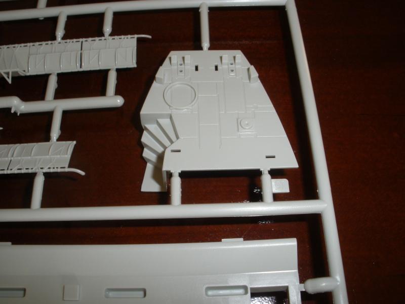 Revue de kit C-160 Transall Revell 1/72 P1020117