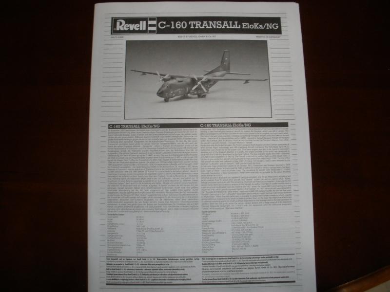Revue de kit C-160 Transall Revell 1/72 P1020210