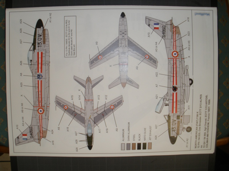 Revue de kit NORTH AMERICAN F-86K MustHave! 1/48 P1070125