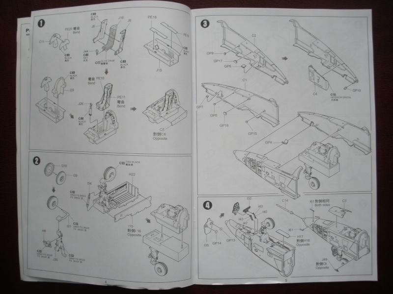 Revue de kit SEPECAT Jaguar-A 1/48 KittyHawk P1160212