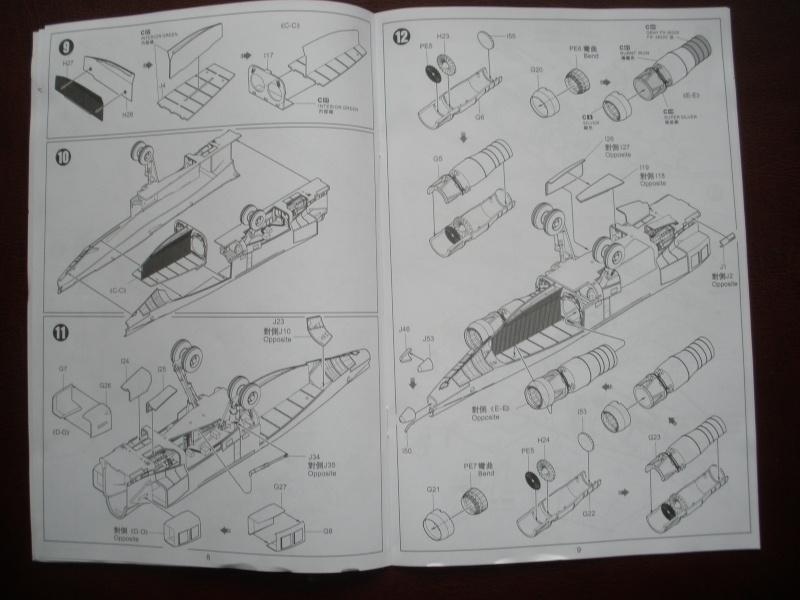 Revue de kit SEPECAT Jaguar-A 1/48 KittyHawk P1160214