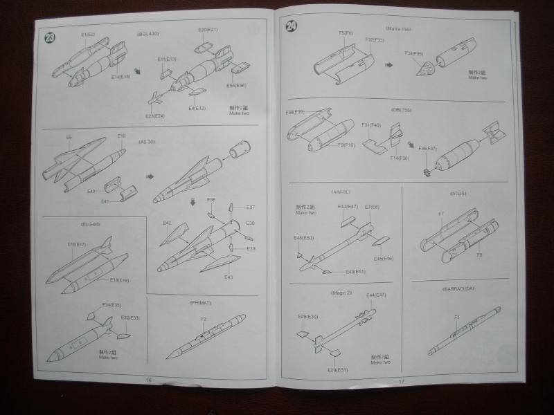 Revue de kit SEPECAT Jaguar-A 1/48 KittyHawk P1160218