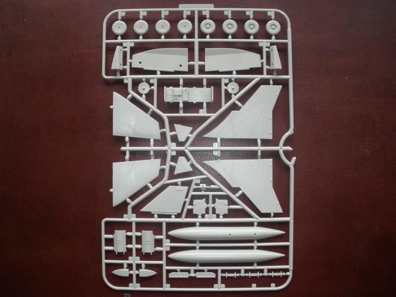 Revue de kit SEPECAT Jaguar-A 1/48 KittyHawk P1160226