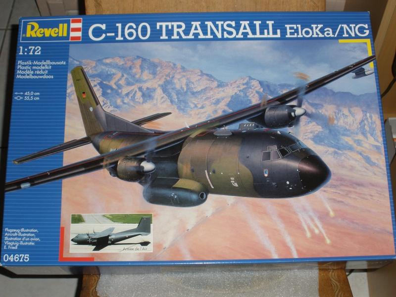 Revue de kit C-160 Transall Revell 1/72 Pc200113