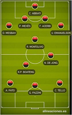 [FIFA 13] [Carrière Hakim] AC Milan 2012-134